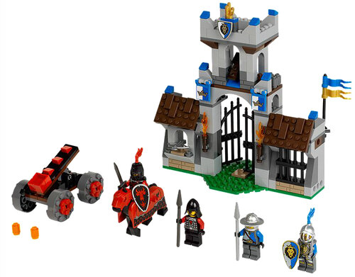 Lego The Gatehouse Raid #2