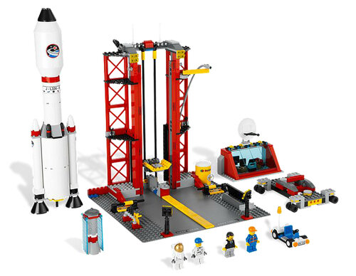 Lego Space Center #4