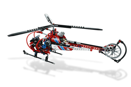 Lego Rescue Helicopter #2
