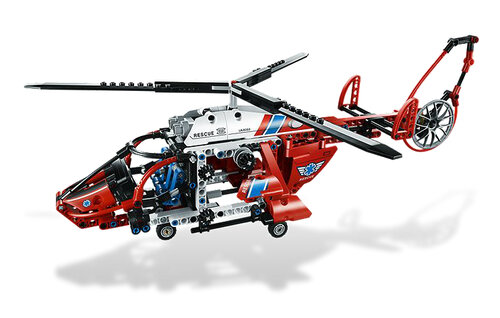 Lego Rescue Helicopter #3