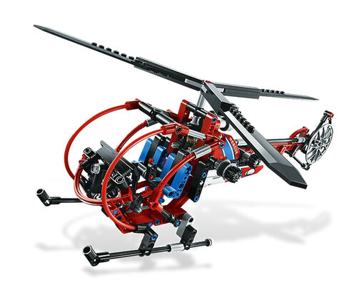 Lego Rescue Helicopter #4