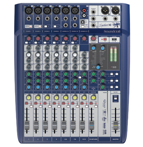 Soundcraft Signature 10 - 2