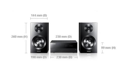 Samsung MM-D430D - 2