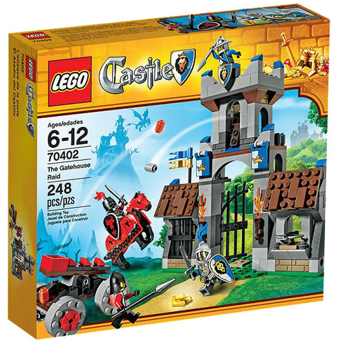 Lego The Gatehouse Raid #3