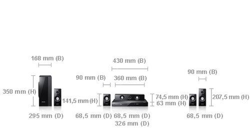 Samsung HT-C5900 - 3