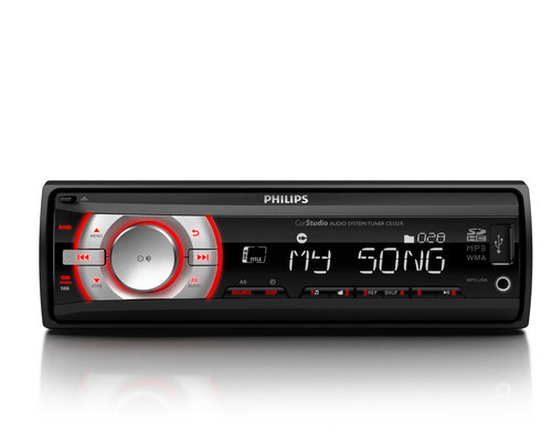 Philips CarStudio CE132R #2