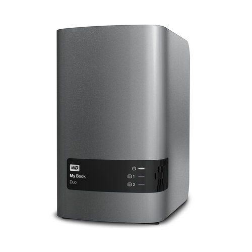Western Digital My Book Duo - 11