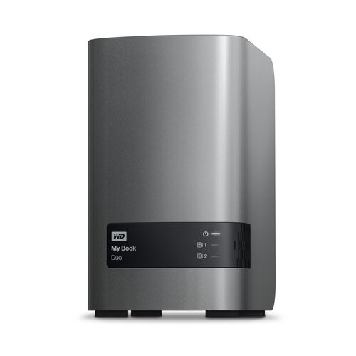 Western Digital My Book Duo - 8