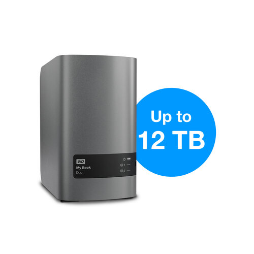 Western Digital My Book Duo - 6