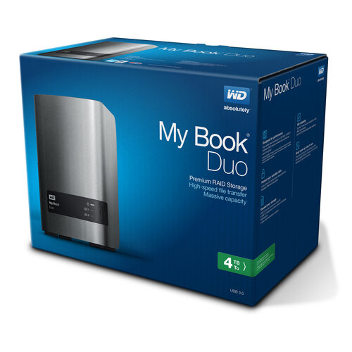 Western Digital My Book Duo - 2