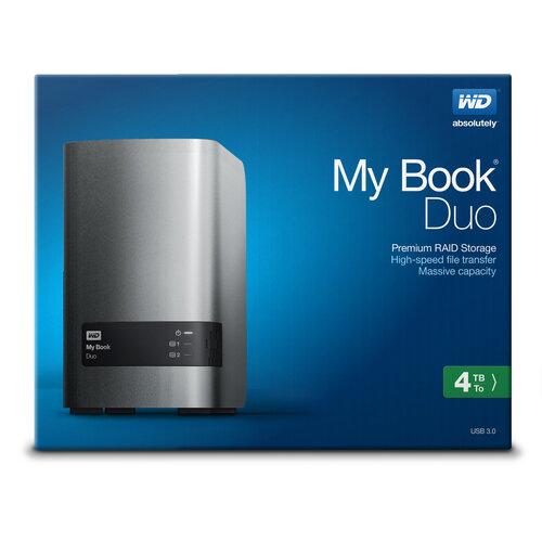 Western Digital My Book Duo - 1