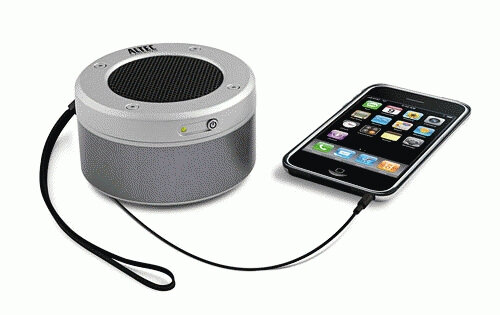 Altec Lansing Orbit MP3 IM237 - 3