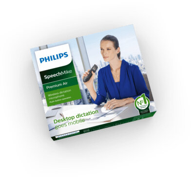 Philips SpeechMike Premium Air SMP4000 - 4