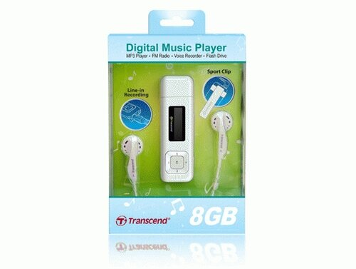 Transcend MP330 8GB - 2