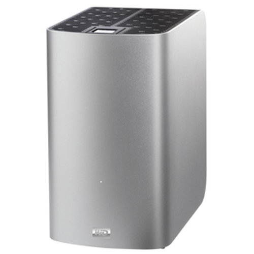 Western Digital My Book Thunderbolt Duo - 2