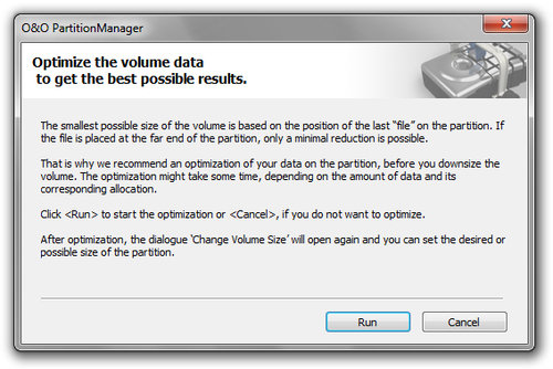 O&O Software PartitionManager 3 Server Edition - 1