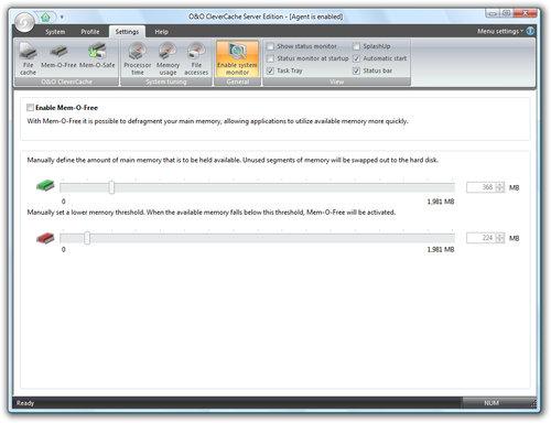 O&O Software CleverCache 7 Server Edition - 6