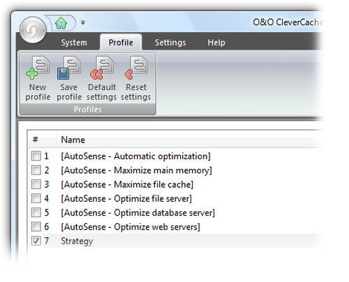 O&O Software CleverCache 7 Server Edition - 9