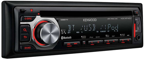 Kenwood KDC-BT40U #2
