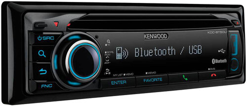 Kenwood KDC-BT50U #2
