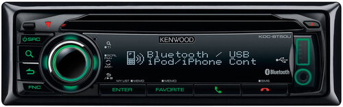 Kenwood KDC-BT50U #3