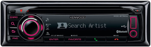 Kenwood KDC-BT50U #4
