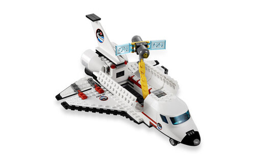 Lego Space Shuttle #4