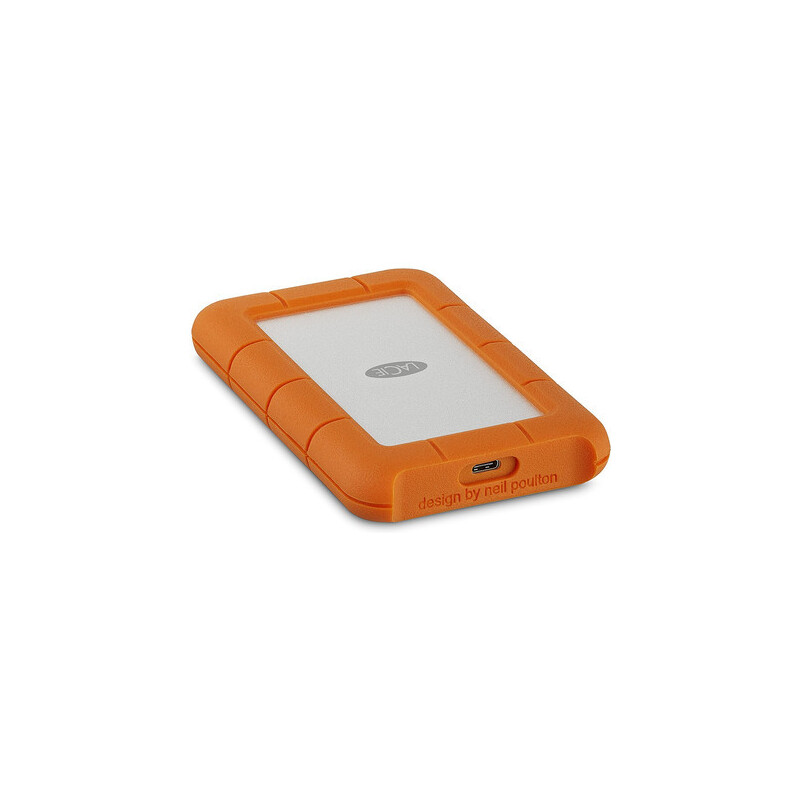 LaCie Rugged Secure USB-C - 1