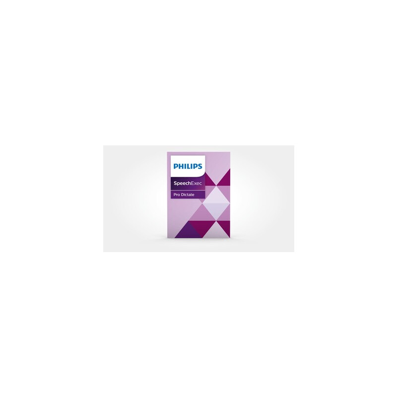 Philips SpeechExec Pro Dictate 10.2 #1