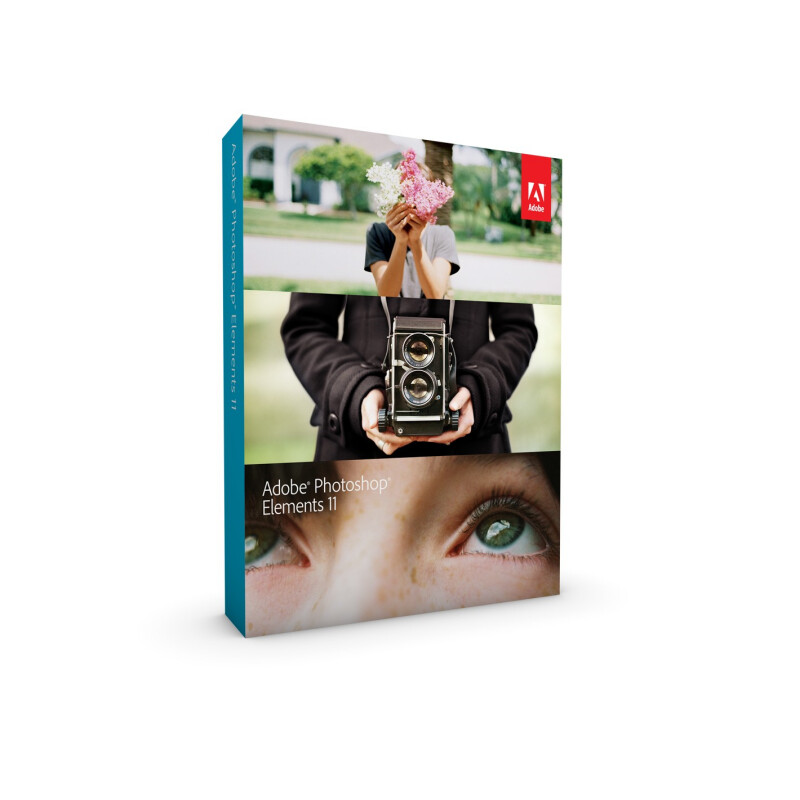 Adobe Photoshop Elements 11 - 1