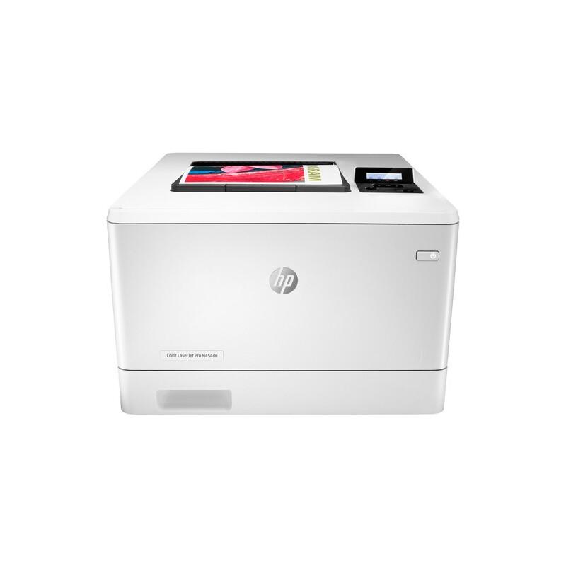 User Manual Hp Color Laserjet Pro M454dn 142 Pages