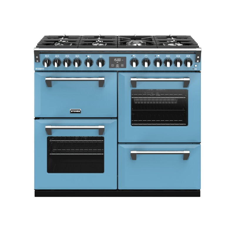 Stoves Richmond Deluxe S1000DF #1