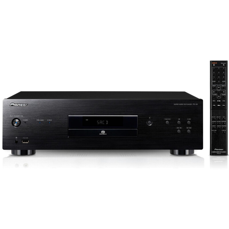 Pioneer PD-104 CD reproductor