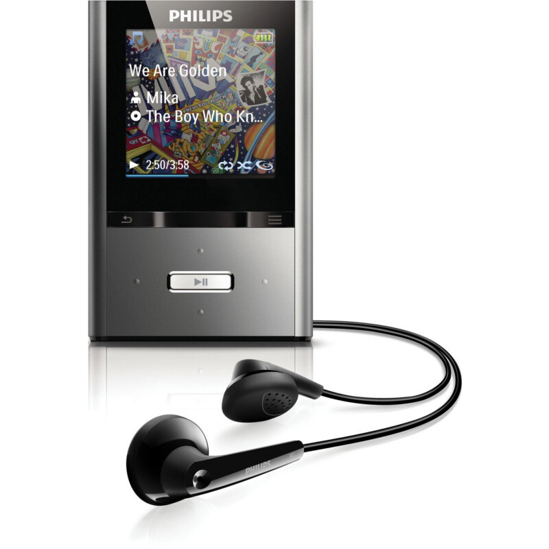 Philips GoGear SA2VBE08KC - 1