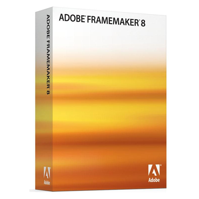 Adobe FrameMaker 8.0 - 1