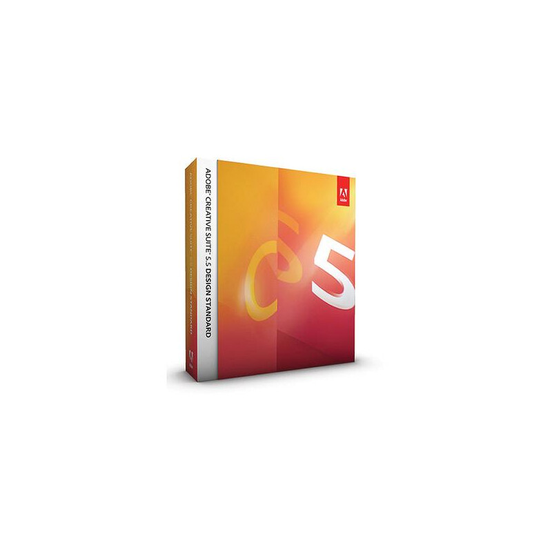 Adobe Creative Suite 5.5 Design Standard #1