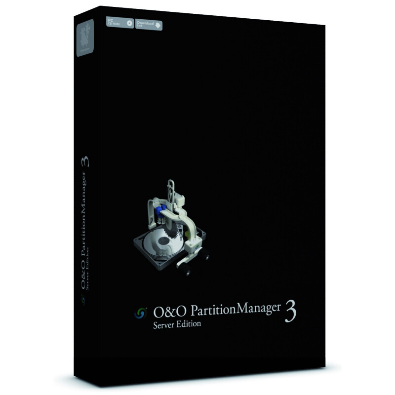 O&O Software PartitionManager 3 Server Edition - 9