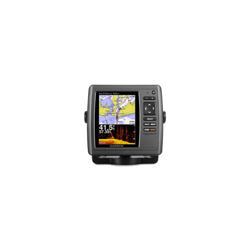 📖 User manual Garmin EchoMAP 50dv (42 pages)
