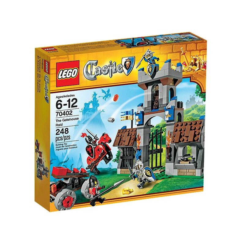 Lego The Gatehouse Raid #1
