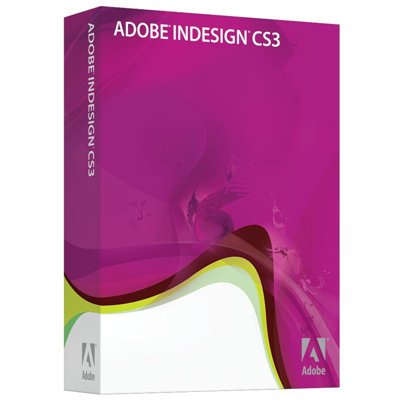Adobe InDesign CS3 - 1