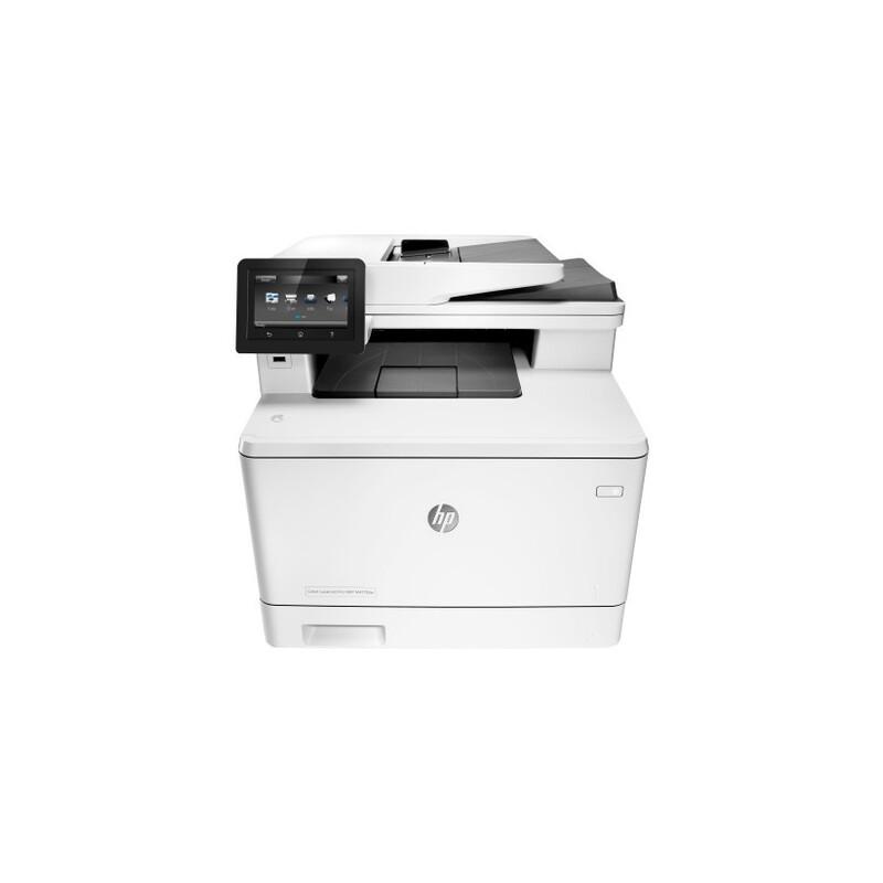 User Manual Hp Color Laserjet Pro Mfp M477fdw 182 Pages