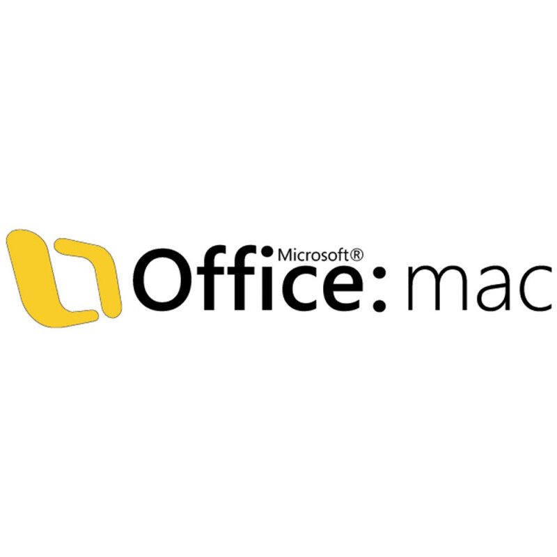 Microsoft Office 2008 (Mac) #1