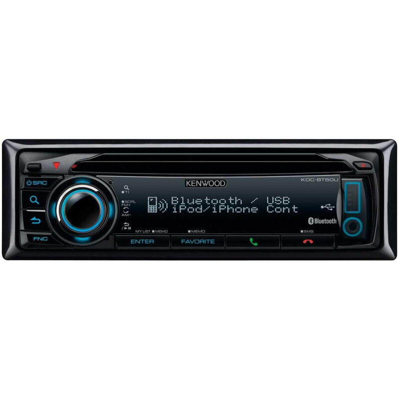 Kenwood KDC-BT50U #1