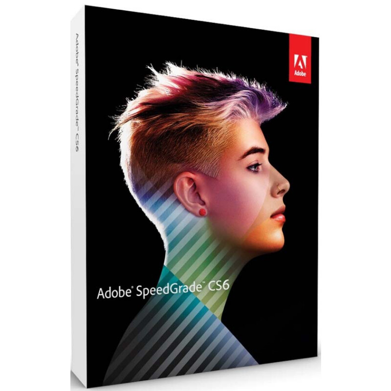 Adobe Speedgrade CS6 #1