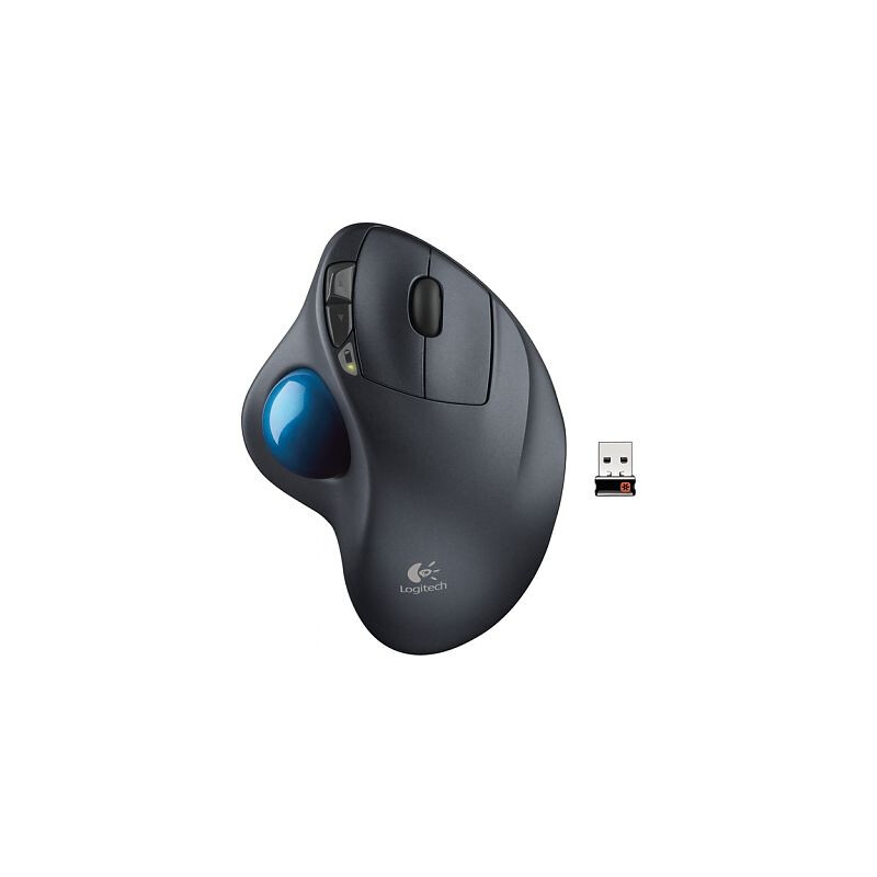 Logitech Wireless Trackball M570 - 1