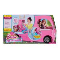 Mattel Barbie Pop-Up Camper