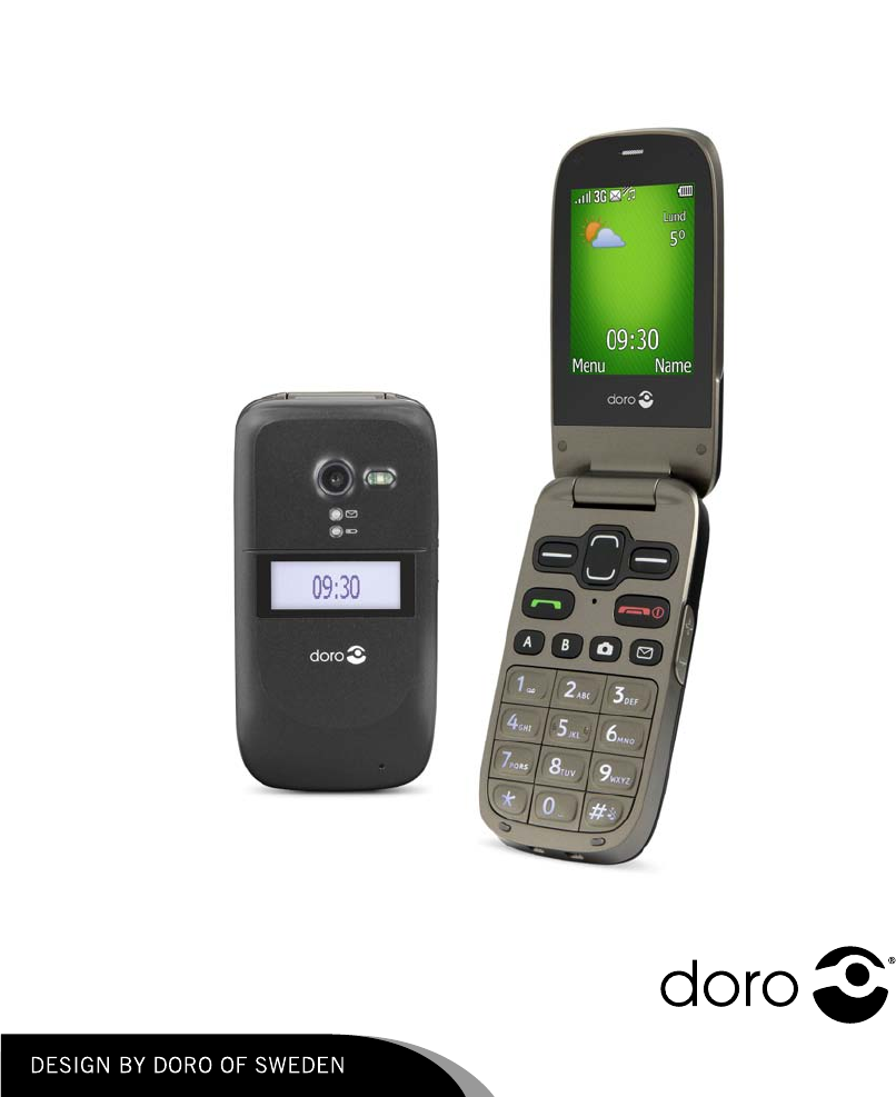 Doro Phoneeasy 622 Manual