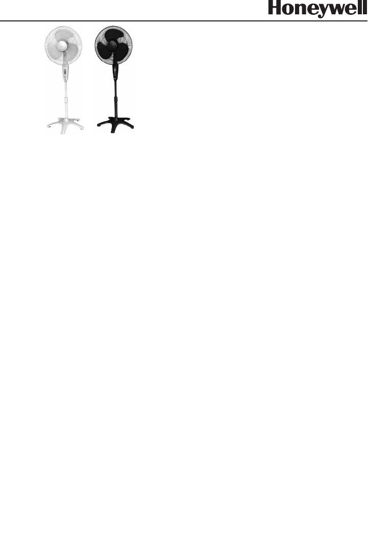 User Manual Honeywell Hs