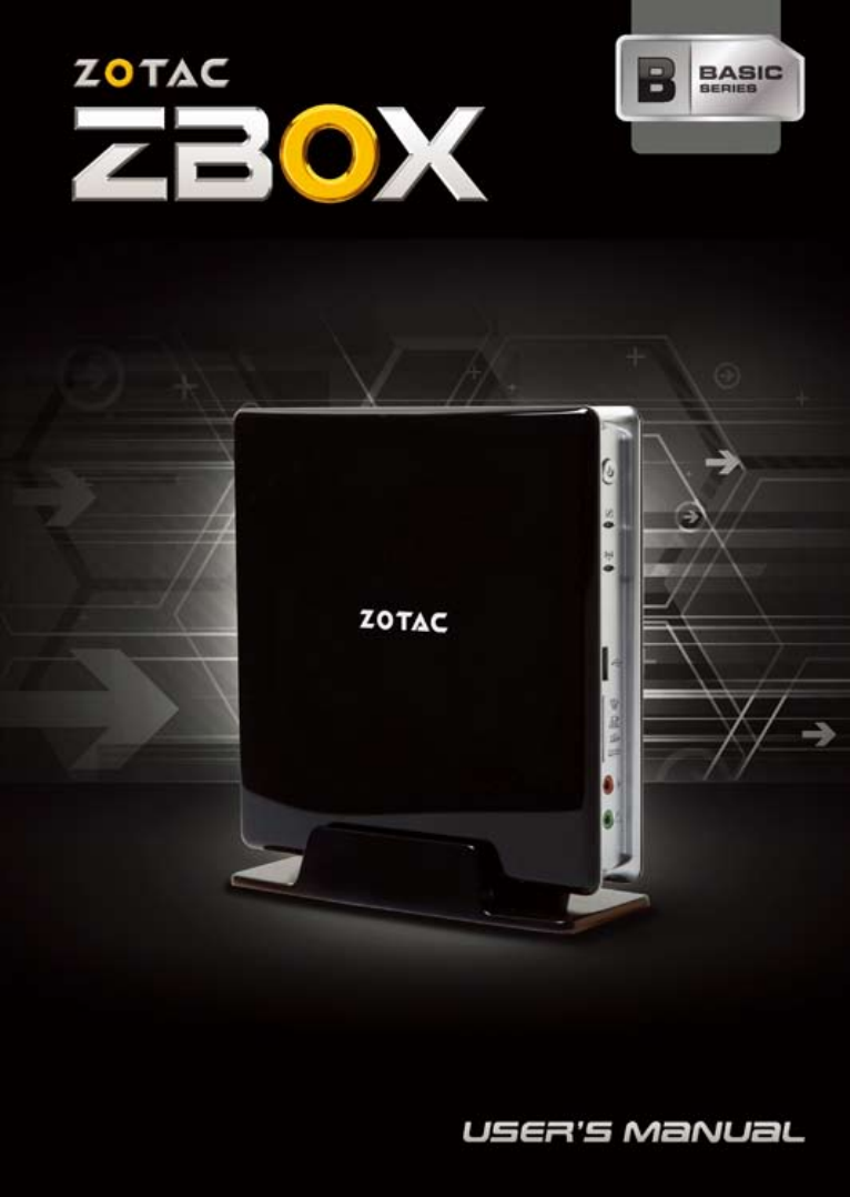 Zotac ZBOX-BI320-U-W2