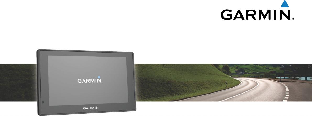 📖 User manual Garmin DRIVESMART 60 LMT (26 pages)